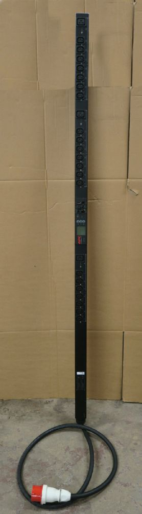 APC AP8981 - Rack 0U 11kW, 230V, (21) C13 & (3) C19 PDU Power Distribution Unit